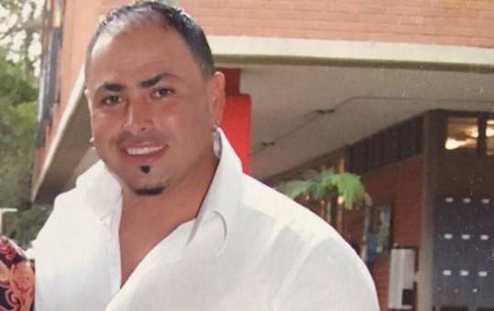 """El ganadero y criador de caballos Óscar Mauricio Ramírez, apodado """"Mao Tatuajes"""". Foto de cortesía."""