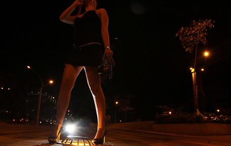 Varias chicas prepago han muerto en retaliaciones de la mafia contra sus clientes. Foto de Manuel Saldarriaga.