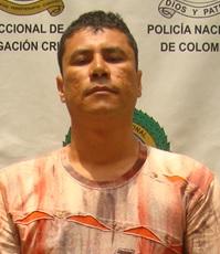 """José Carrillo, alias """"Sólido"""". Cortesía Policía."""