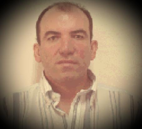 """Carlos Mario Aguilar, alias """"Rogelio"""", preso en la cárcel de Manhattan. Cortesía."""
