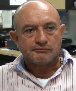 """Octavio Cartagena, alias """"Gabriel Paraco"""". Cortesía."""