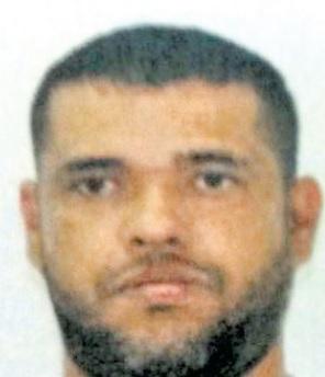 """Fredy Álvarez Gómez, alias """"Bambaramba"""". Cortesía."""