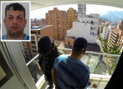"""La panorámica del penthouse de Laureles, en el cual fue arrestado en agosto alias """"el Gomelo"""". Cortesía de la Policía."""