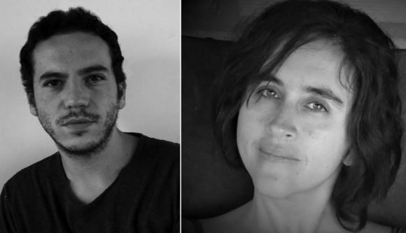 Juan David Laserna y Sol Astrid Giraldo conversan hoy en la segunda charla de la tarde de la Fiesta del Libro. También estará Cristóbal Peláez. Foto: Cortesía Fiesta.