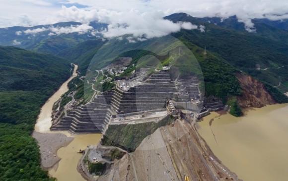 La contingencia en Hidroituango comenzó el pasado 28 de abril tras la obstrucción de la galería auxiliar de desvío. FOTO: JUAN DAVID ÚSUGA