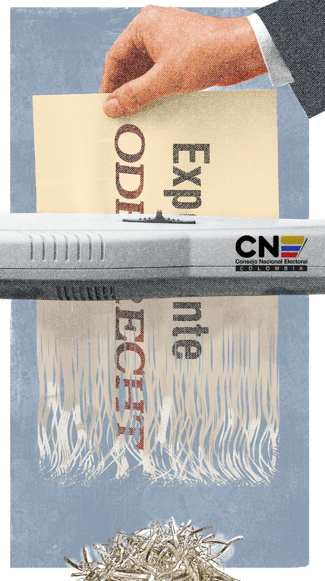 Odebrecht en el CNE, investigación que va rumbo a la impunidad