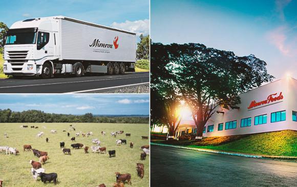 Minerva Foods para planta en Colombia