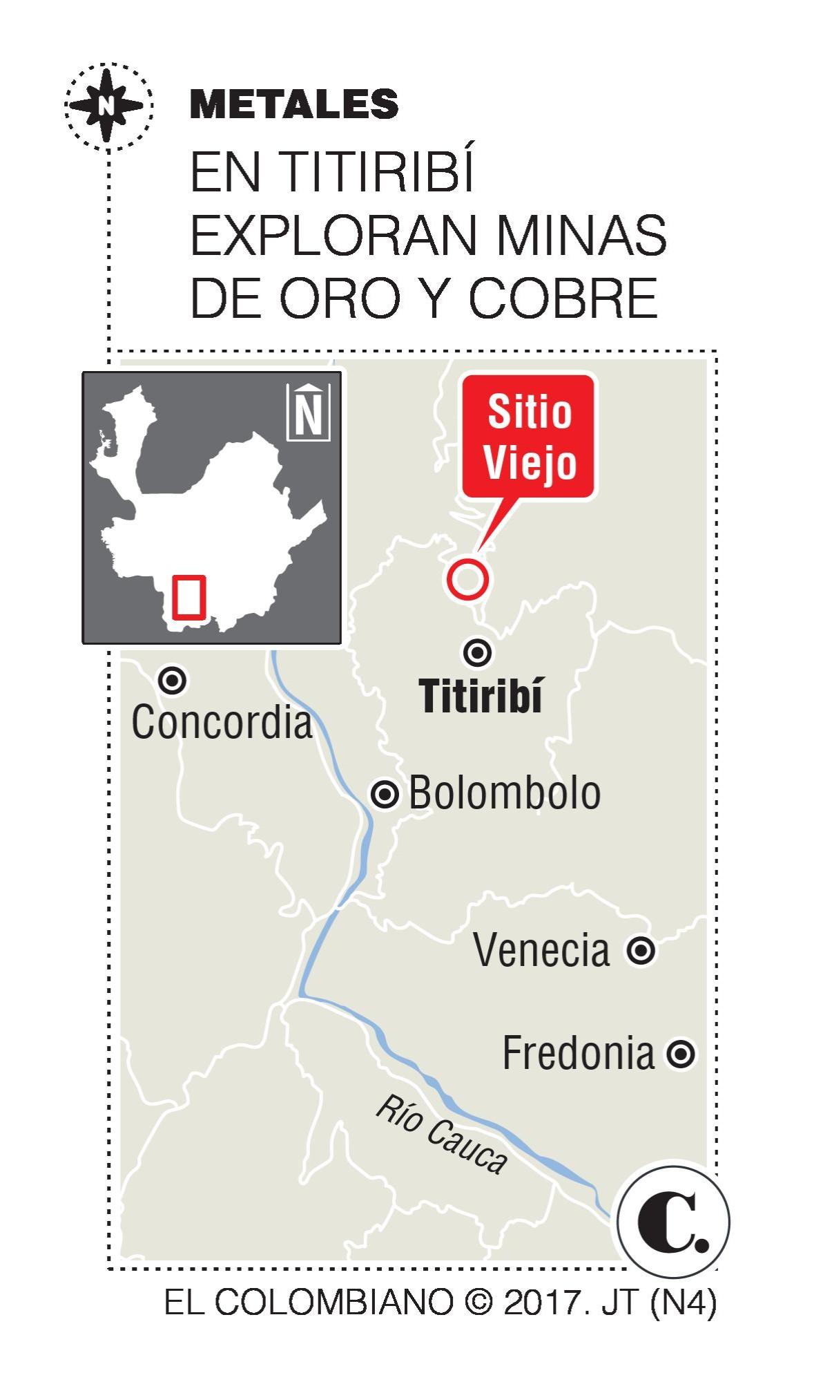 Concejo de Titiribí también rechaza minería de metales