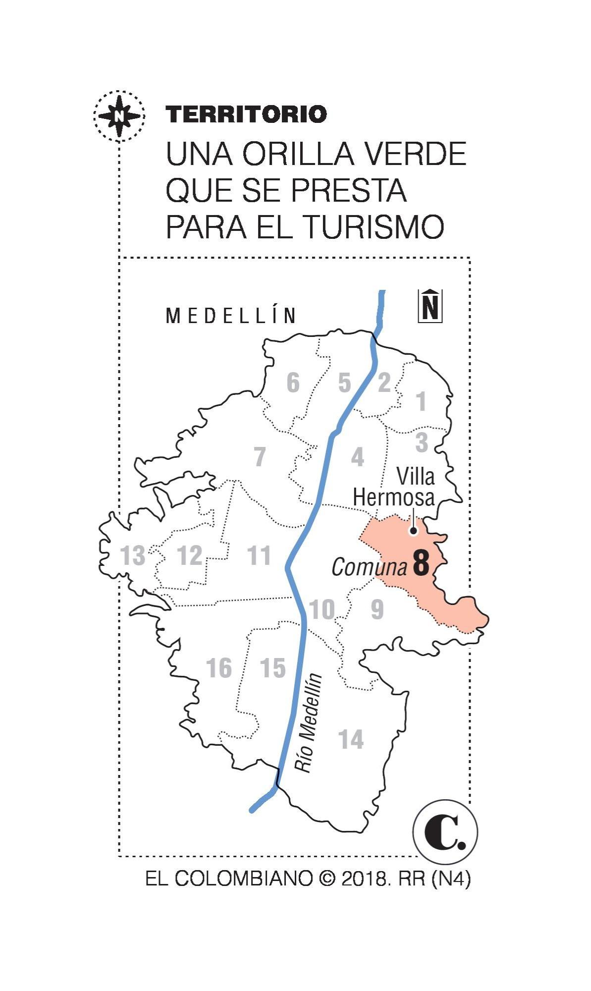 Un plan de ecoturismo sin salir de Medellín
