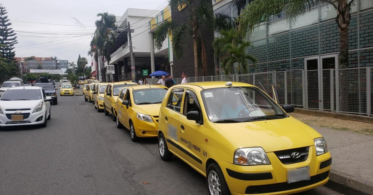 Fallo de tutela exige claridad sobre mil nuevos cupos de taxi en Bello - El Colombiano