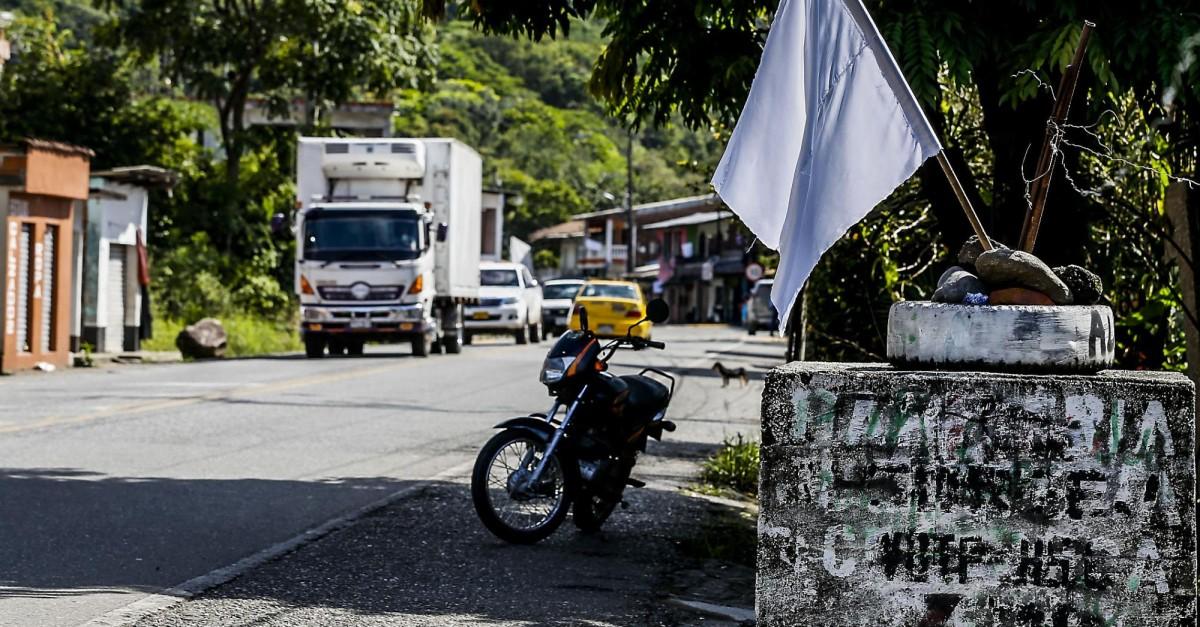 Tarazá, otro municipio con protestas por resultado electoral - El Colombiano