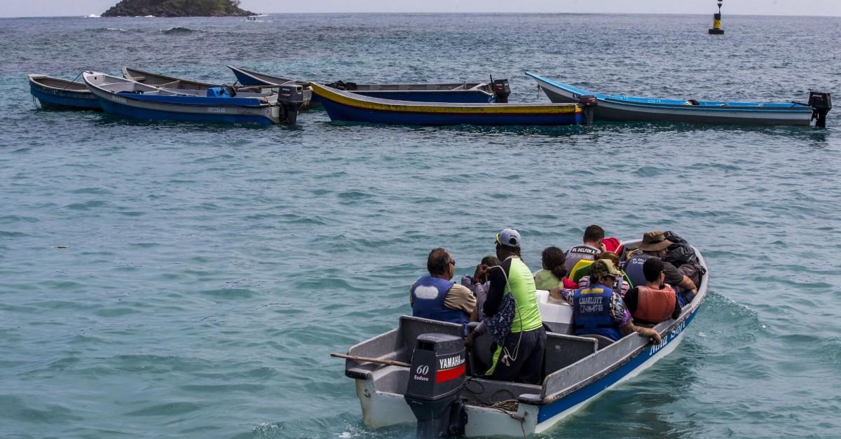 Crisis de migrantes en el Darién
