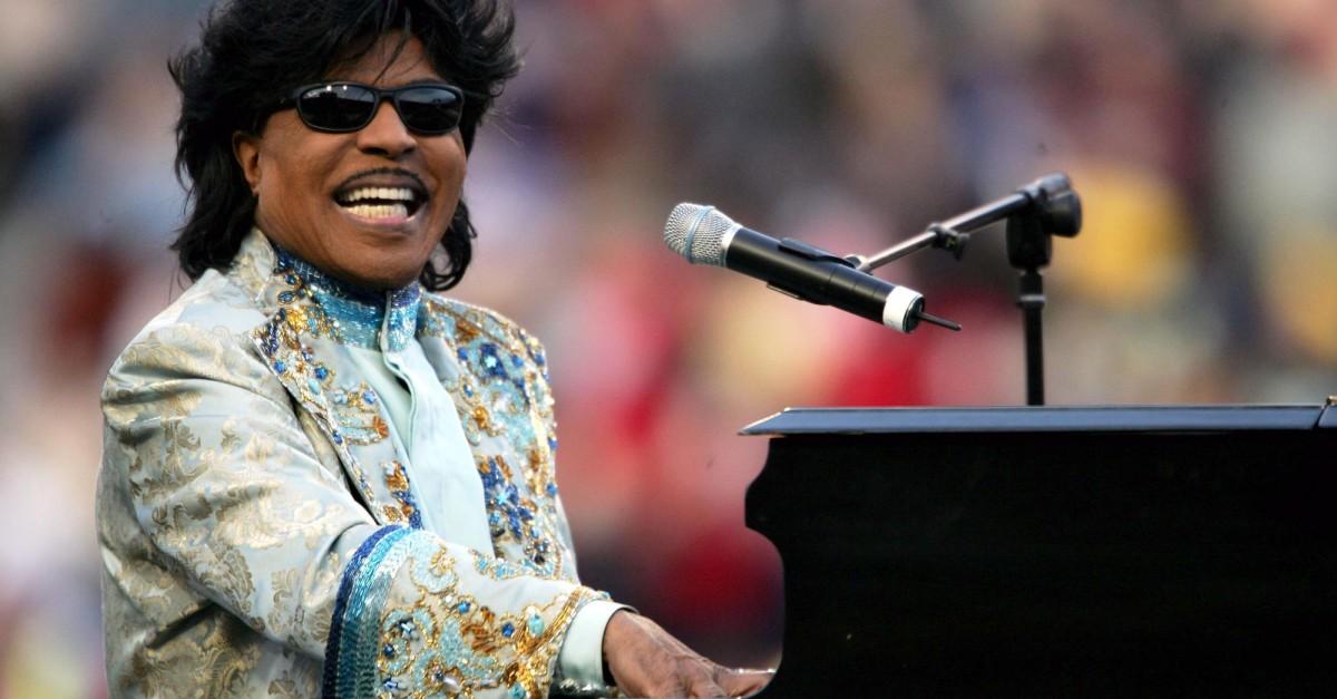Murió Little Richard, uno de los pioneros del rock and roll