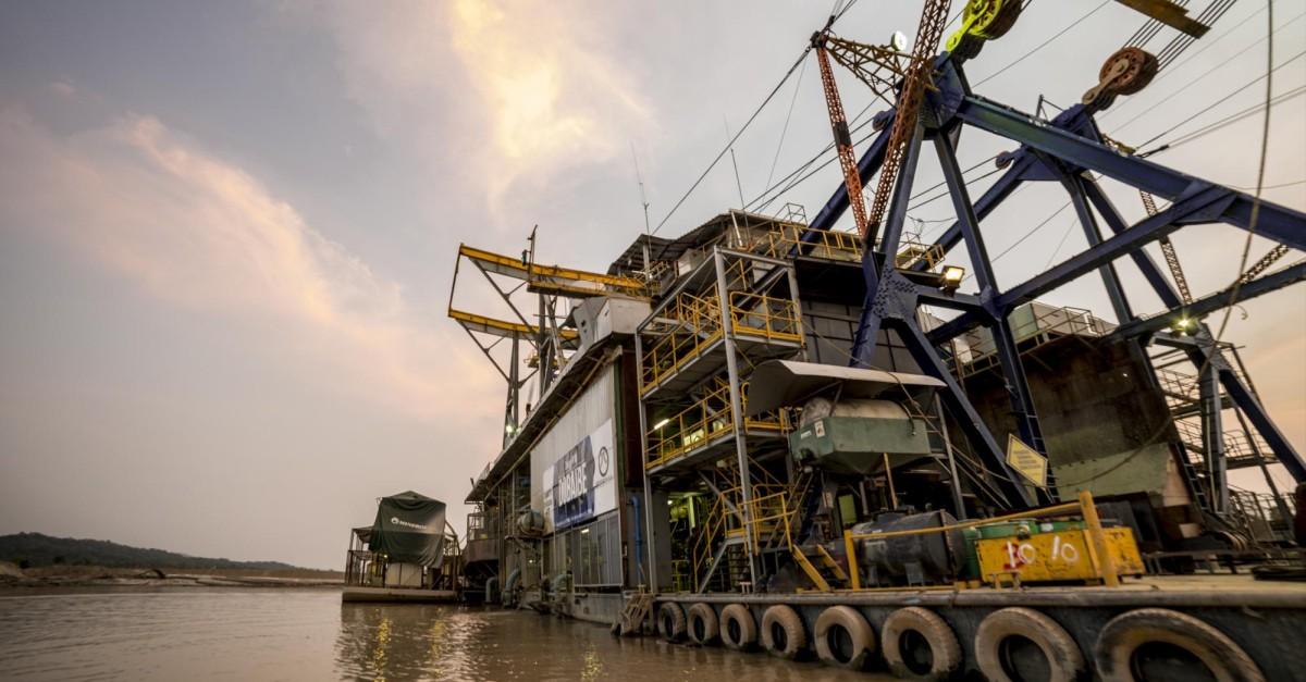 Ingresos de Mineros se acercan a $1 billón - El Colombiano