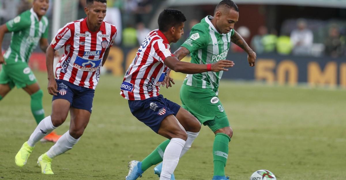 Junior y Atlético Nacional, los equipos con más ingresos en 2018 - El Colombiano