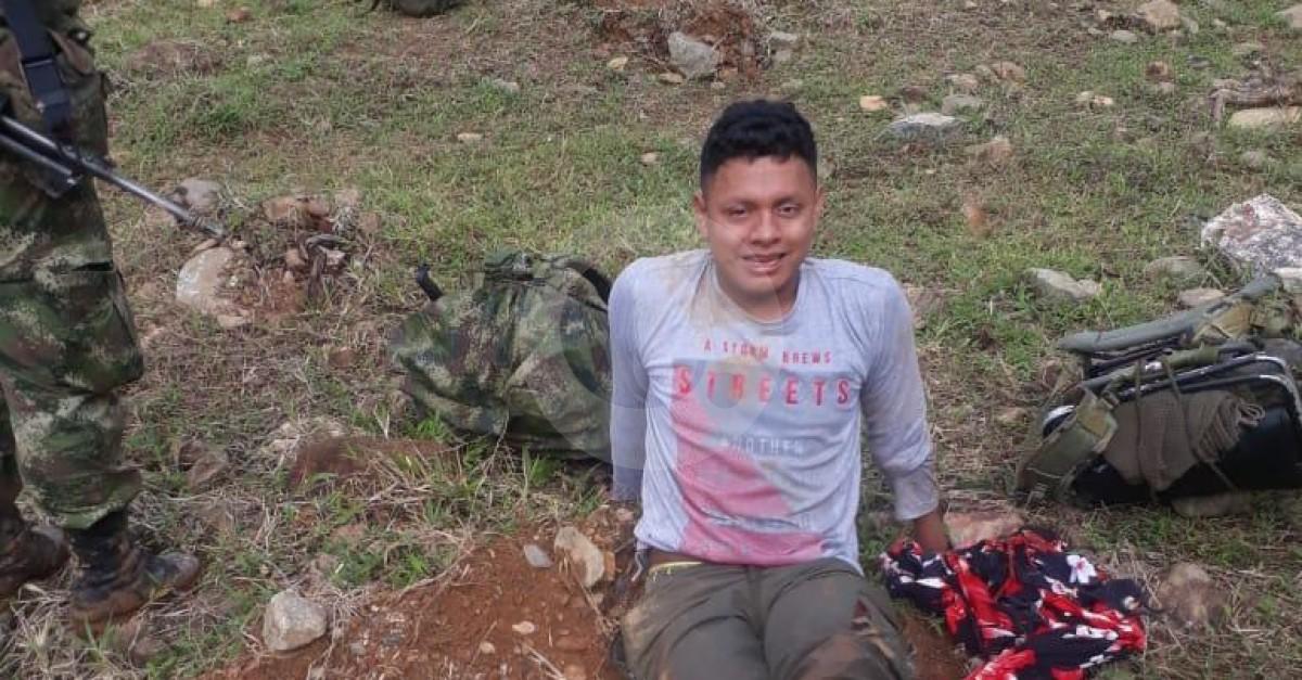 Cae en Amalfi principal cabecilla del frente Capitán Mauricio del Eln - El Colombiano
