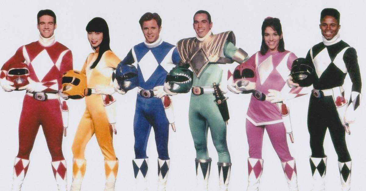 Qué Pasó Con Los Primeros Power Rangers
