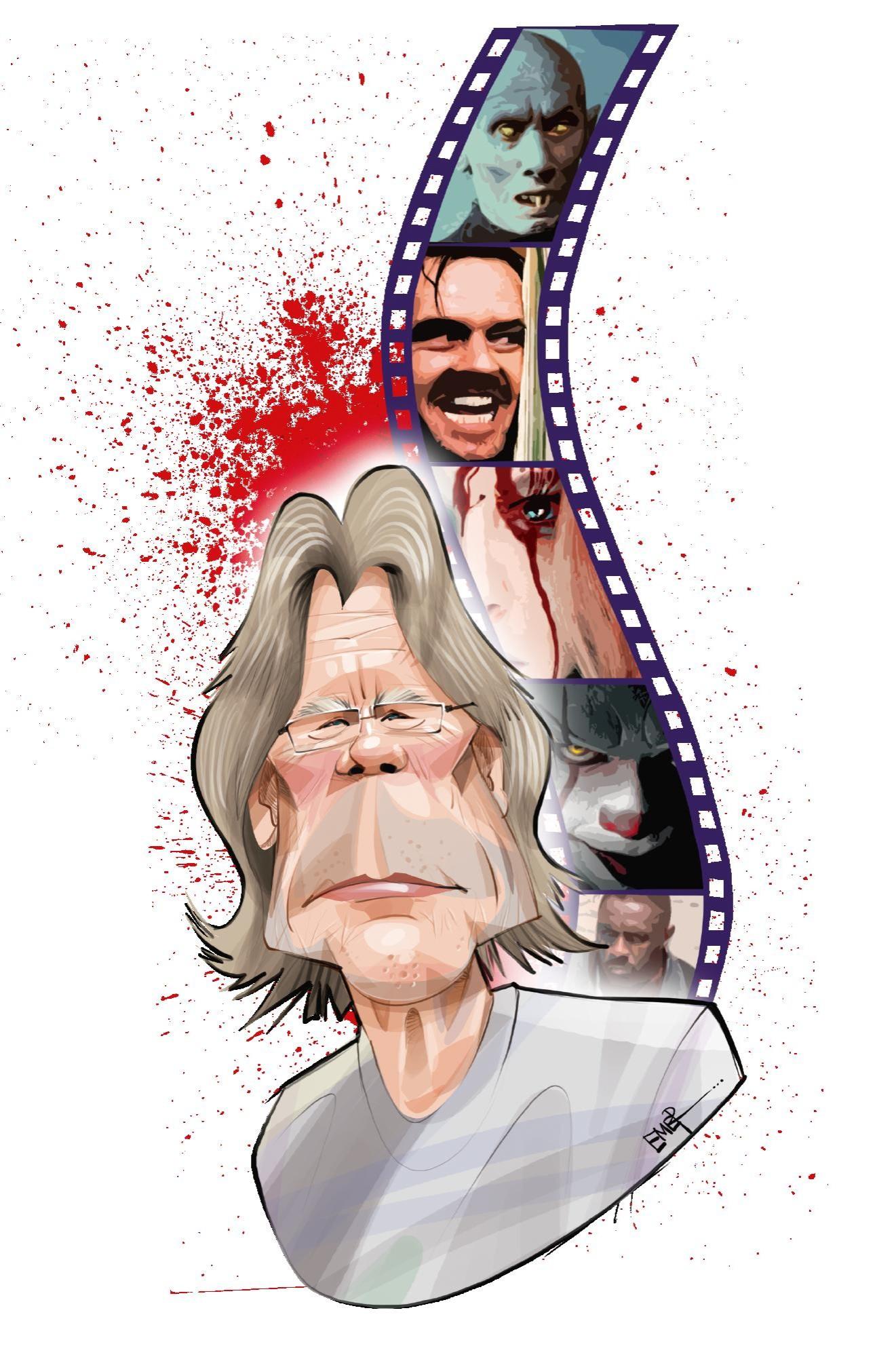 Stephen King o el terror hecho tinta