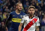 Video del gol de Benedetto en el River- Boca final de Copa Libertadores