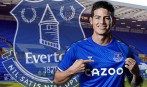 James luciendo su nueva camiseta. FOTO EVERTON