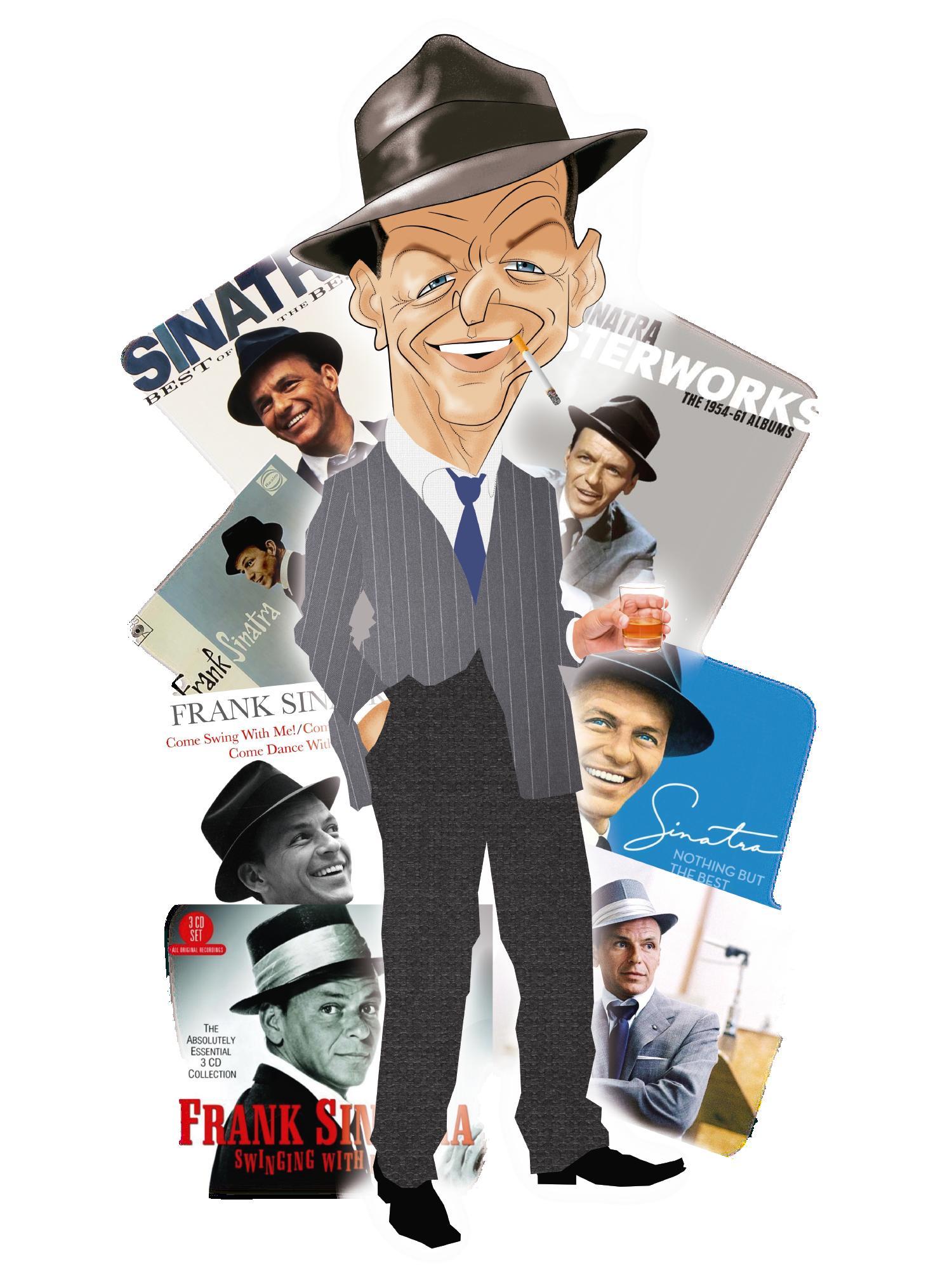 Frank Sinatra, 20 años de muerto