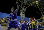 Jessica Caicedo muestra solidez en este Mundial, ahora va por más. FOTO COC