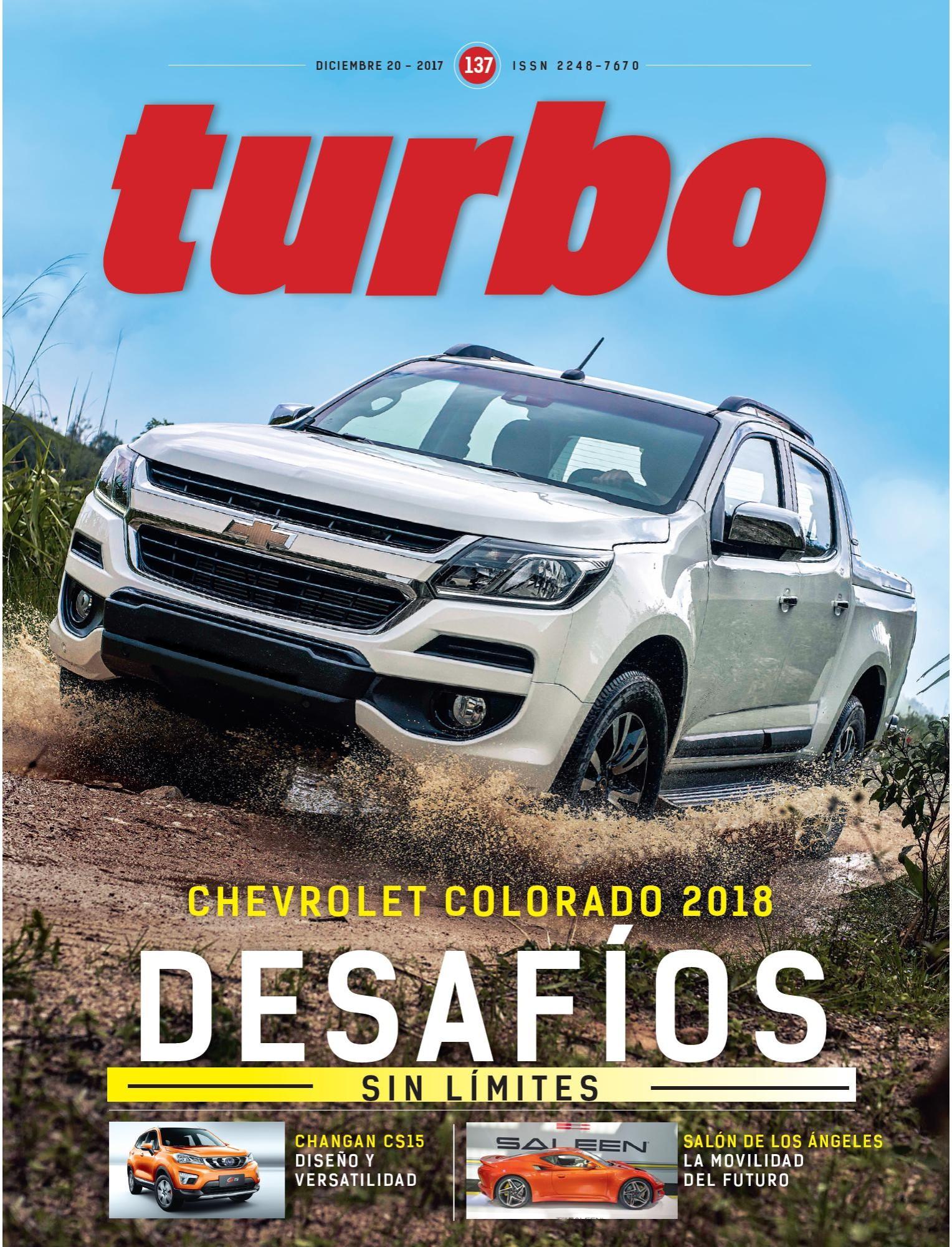Ahora la revista Turbo tiene versión digital