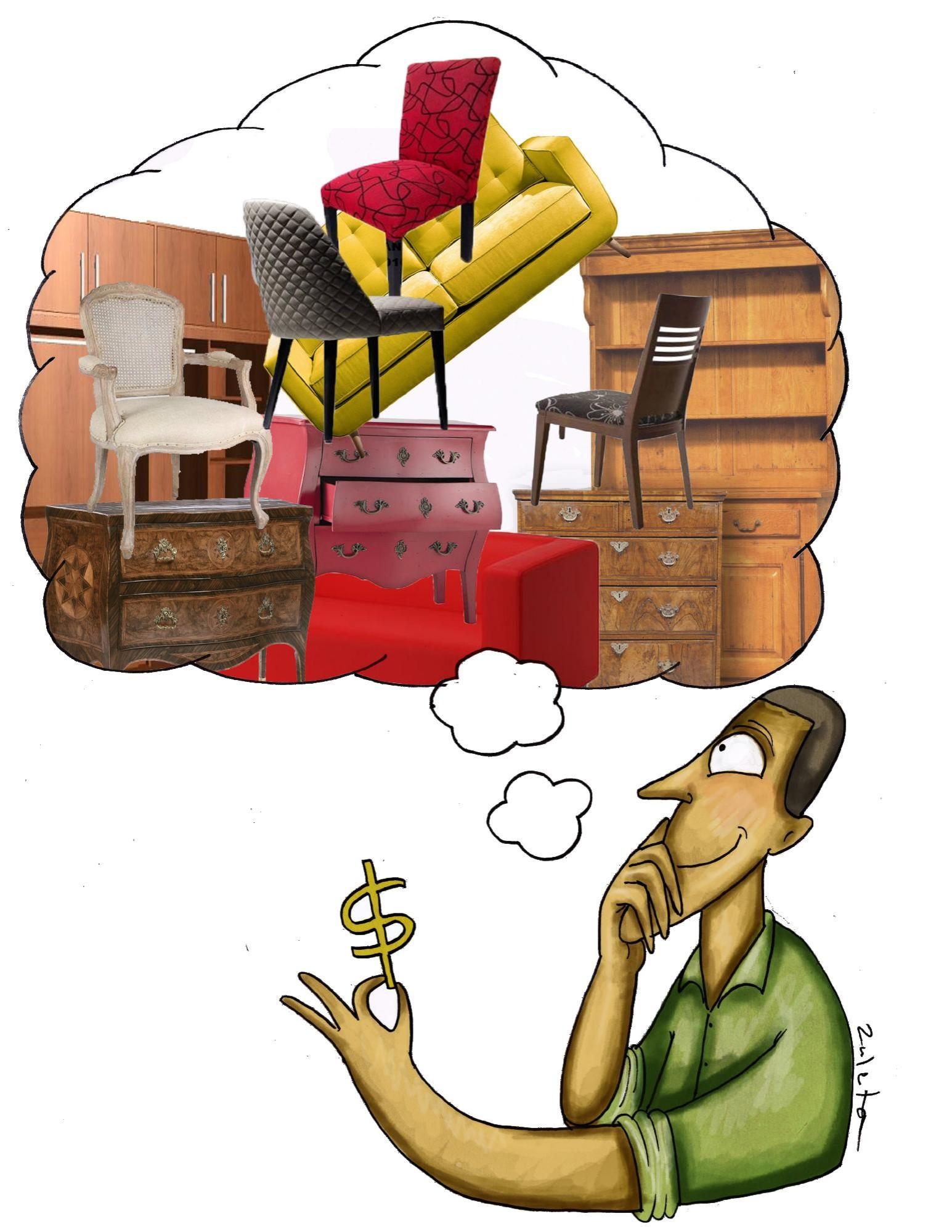 Claves para amueblar su casa con poco dinero - Amueblar una casa con poco dinero ...