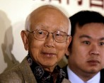 Raymond Chow, productor de Bruce Lee, murió a los 91 años. Foto: AFP