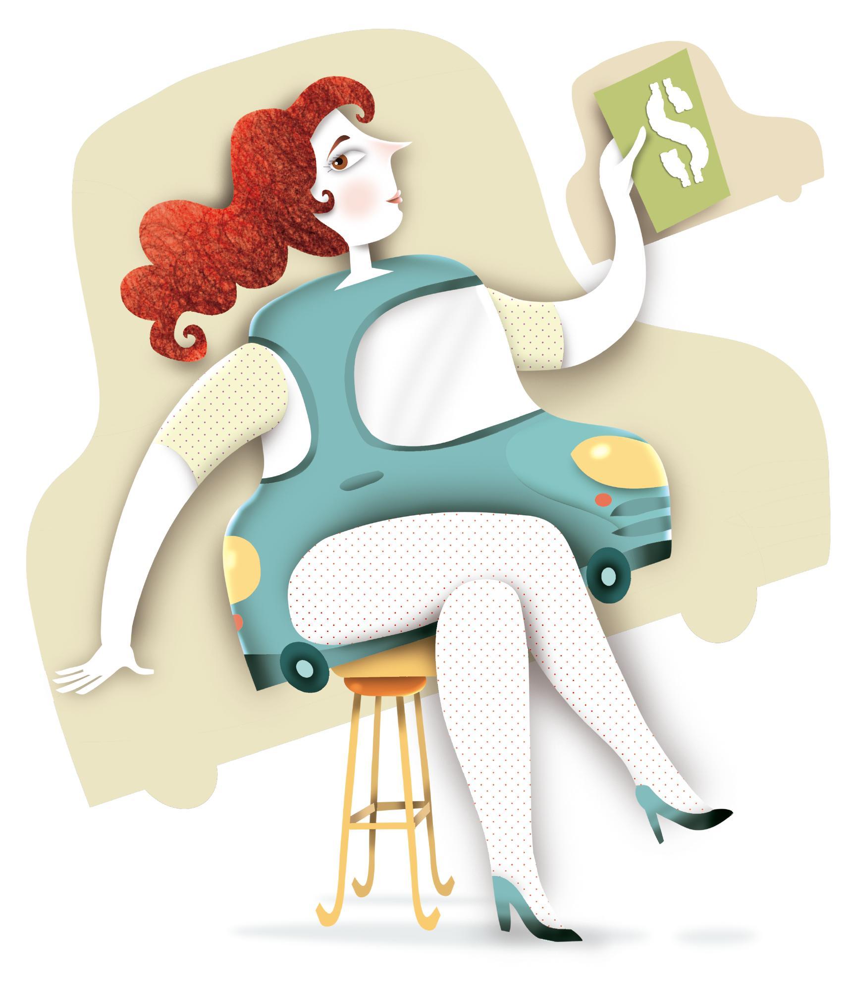 Comprar carro a crédito sí se puede