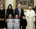 Visita de Trump al Papa Francisco