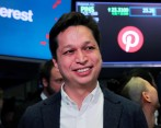 Ben Silberman, presidente y CEO de Pinterest. FOTO: Reuters