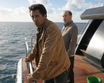 Cliff Curtis y Rubén Blades (que interpretan a Travis y a Daniel) protagonistas de Fear The Walking Dead. FOTO cortesía AMC