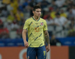 James Rodríguez, referente de Colombia. FOTO ARCHIVO COLPRENSA