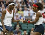 Serena y Venus Williams, serán el atractivo de este lunes en el India Wells. FOTO REUTERS
