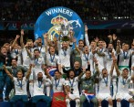 Real Madrid, campeón de la Champions League 2017-2018. FOTO AFP
