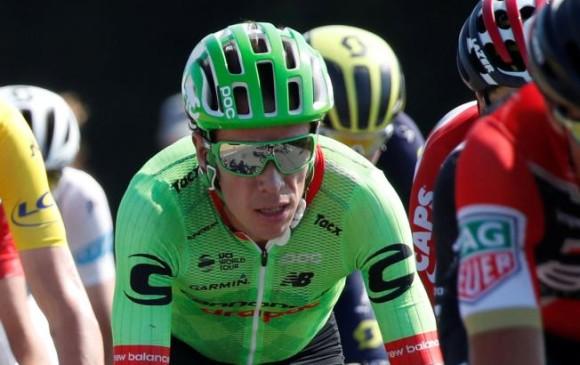 La contrarreloj es muy importante definirá el Tour — Riogberto Urán