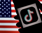 ¿Los datos están seguros en TikTok? La disputa de Trump con la red social de China. FOTO: AFP