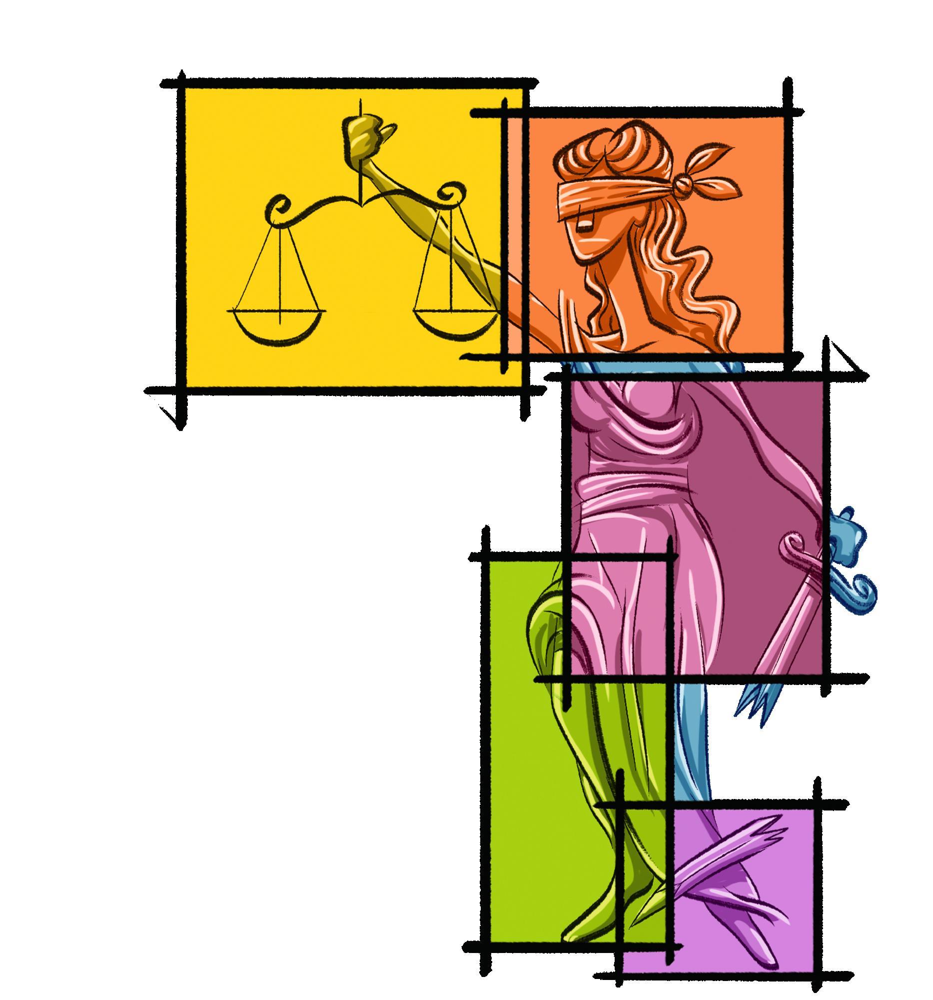 Cortes ¿el principal riesgo de la reforma a la justicia?