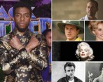 Chadwick Boseman, Paul Walker, River Phoenix, Bettany Murphy, Marilyn Monroe, James Dean y Bruce Lee, algunos ejemplos de actores que murieron jóvenes. FOTOS Getty, AFP y archivo. Cortesías: Warner bross, Lucas Film, Universal Pictures.