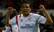 El AC Milan llegó a un principio de acuerdo con el Sevilla Fútbol Club para la contratación del delantero colombiano Carlos Bacca. FOTO COLPRENSA