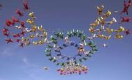 Récord de formación en caída libre 164 paracaidistas