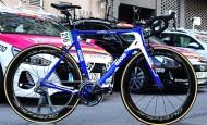 Así es la bici que pertenece a Mendoza. FOTO CORTERSÍA MANZANA