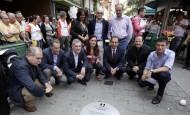 Inicia la recuperación del pasaje Junín y el parque Bolívar