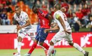 Estas imágenes del duelo del semestre pasado entre DIM y Tolima por las semifinales se repetirán desde el míércoles. FOTO archivo