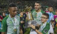 El último partido que jugó Nájera en Nacional fue el 19 de junio de 2017 en la final entre Nacional y Cali. FOTO juan antonio sánchez