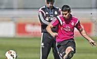 El Real Madrid recibe al Granada en el estadio Santiago Bernabéu con la vuelta del colombiano James Rodríguez al equipo titular. FOTO CORTESÍA
