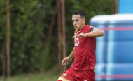 A sus 32 años el volante Camilo Ayala anhela alcanzar el primer título profesional en la máxima división. FOTO edwin bustamante