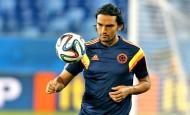 Aguilar, que debutó en el Deportivo Cali en 2002, llega por primera vez al fútbol luso, luego de pasar por Italia, España y Francia. FOTO: JUAN ANTONIO SÁNCHEZ