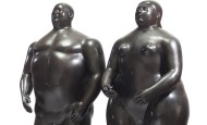 El top de obras de Botero que han sido subastadas